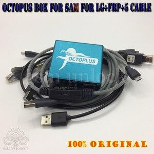 Image 5 - Gsmjustoncct polvo caixa/octoplus caixa + frp actived + ativado completo para lg para sam + 5 cabos incluindo optimus cabo