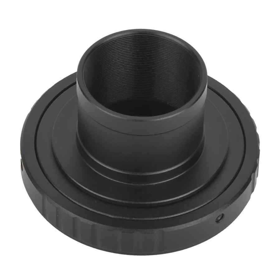 Serounder T2-AF Lens Adapter Ring T2 Mount Aluminum Alloy 1.25 inch Telescope to for Sony//Minolta AF Mount DSLR Camera Adapter Ring