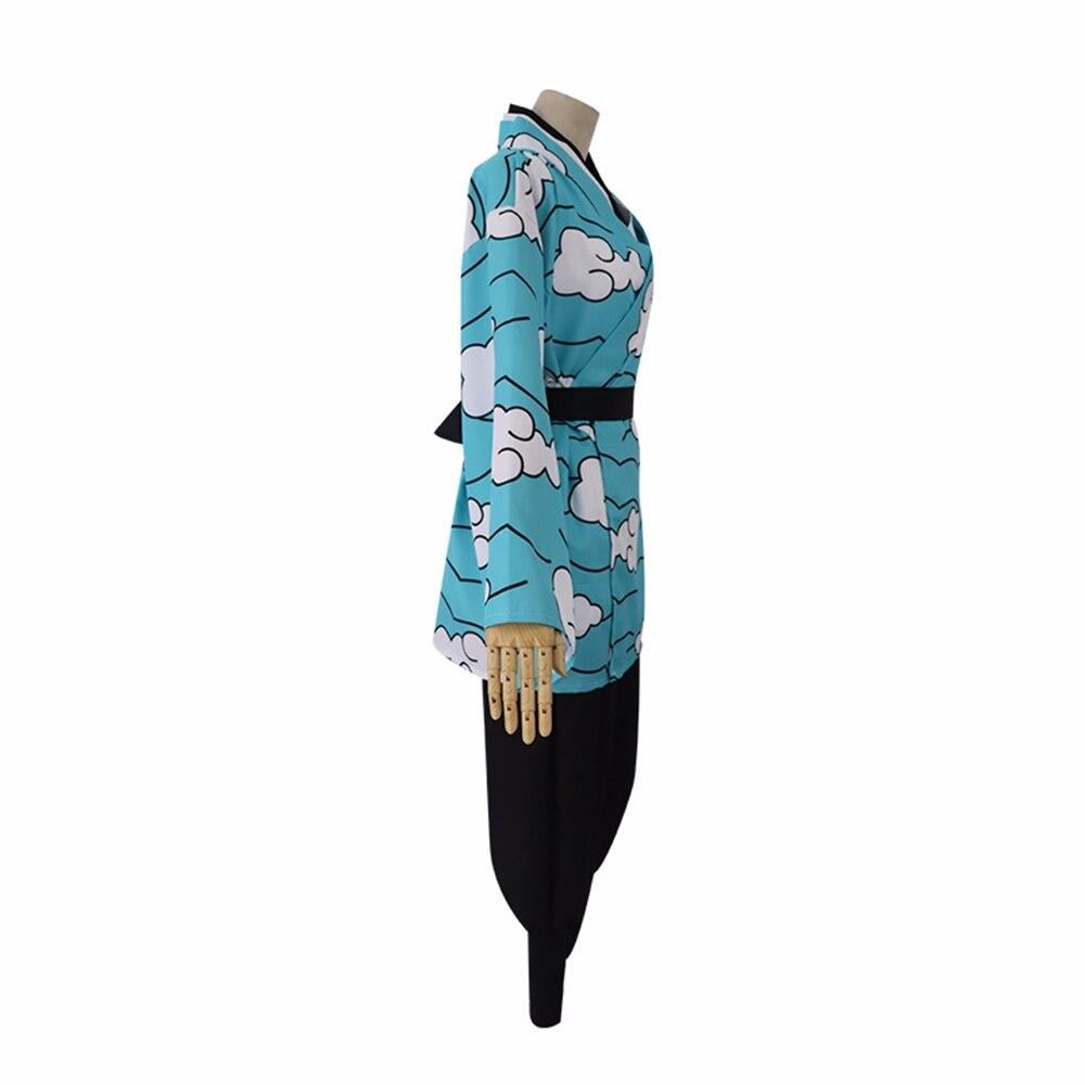 urokodaki sakonji, roupa de halloween