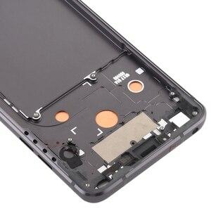Image 4 - Onarım parçaları LG G6 ön kapak LCD çerçeve çerçeve plaka için H870 H970DS H872 LS993 VS998 US997 cep telefonu parçaları değiştirin