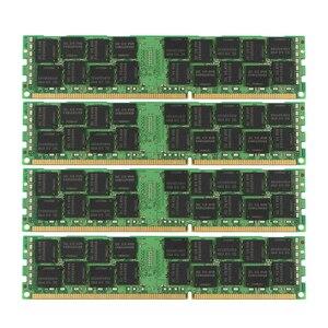 Image 5 - HUANANZHI X79 Motherboard Set X79 ZD3 REV2.0 M.2 MATX With Intel Xeon E5 2689 2.6GHz CPU 4*8GB (32GB) DDR3 1600MHz ECC/REG RAM