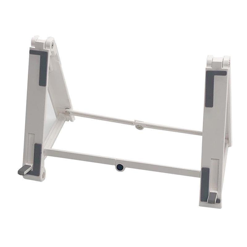 Портативный настольная подставка для ноутбука с Регулируемый складной держатель Тетрадь стол для компьютера Нетбуки PC кронштейн мобильны...