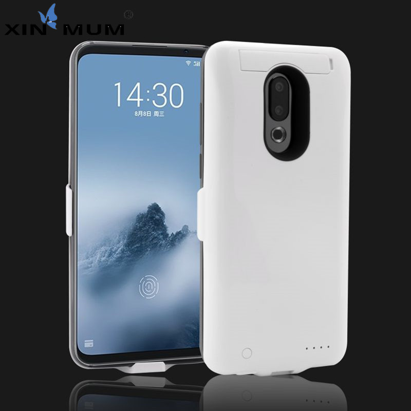 6800mAh Power Bank Case For MEIZU 16th Pack Backup Battery Charge For meizu 16th Plus Battery Case Cove