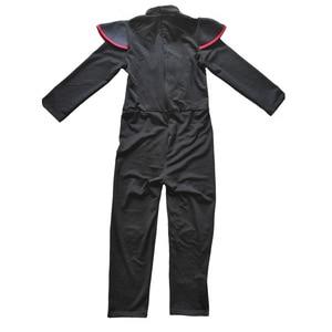 Image 3 - halloween costume for kids Cosplay Ninja Costume Muscle Warrior Ninja Kid Japanese Ninja Costume Weiwu Black Warrior