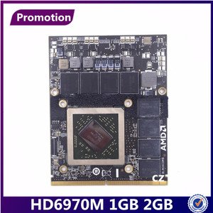 "Image 1 - promotion HD 6970M HD6970 hd6970m 2GB 2G 1GB VGA Video Card for Apple iMac 27"" mid 2011 AMD Radeon A1312 661 5969 109 C29657 10"