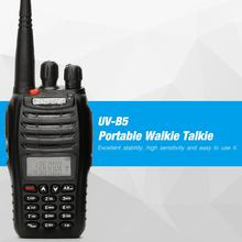 Baofeng UV-B5 Portable talkie-walkie Double bande bidirectionnelle jambon VHF UHF Radio Station émetteur-récepteur Boafeng Scanner Amador(China)