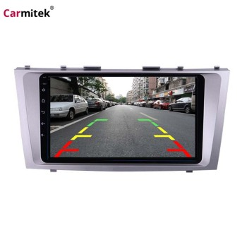 Android Car Radio Multimedia Video Player Navigation GPS WiFi 2 din For Toyota Camry 40 50 2006 - 2011 no dvd image