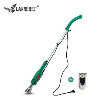 LANNERET 2000W ot brülör elektrikli termal Weeder sıcak hava ot katil çim alev bahçe aracı