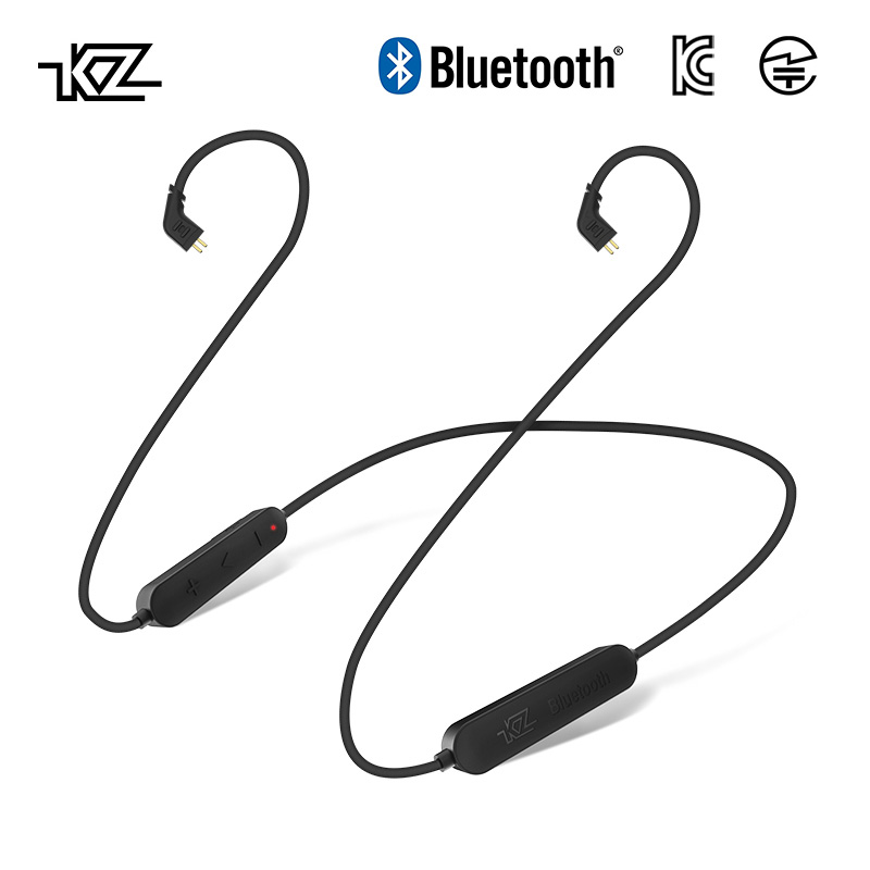 KZ Wasserdichte Aptx Bluetooth Modul 4,2 Drahtlose Upgrade Kabel Gilt Original Kopfhörer MMCX ZST ZS6 ZSN ZS10 Pro AS16