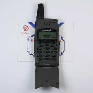Image 3 - Refurbished Original  Ericsson T28 T28s Mobile cell Phone 2G GSM 900/1800 Unlocked Black & Cant use in USA