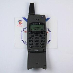 Image 3 - هاتف محمول إريكسون T28 T28s أصلي مجدد 2G GSM 900/1800 مفتوح أسود ولا يمكن استخدامه في الولايات المتحدة الأمريكية