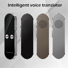 Новое поступление Smart Instant в режиме реального времени Voice 60+ переводчик языка s переводчик на английском языке устройство для перевода