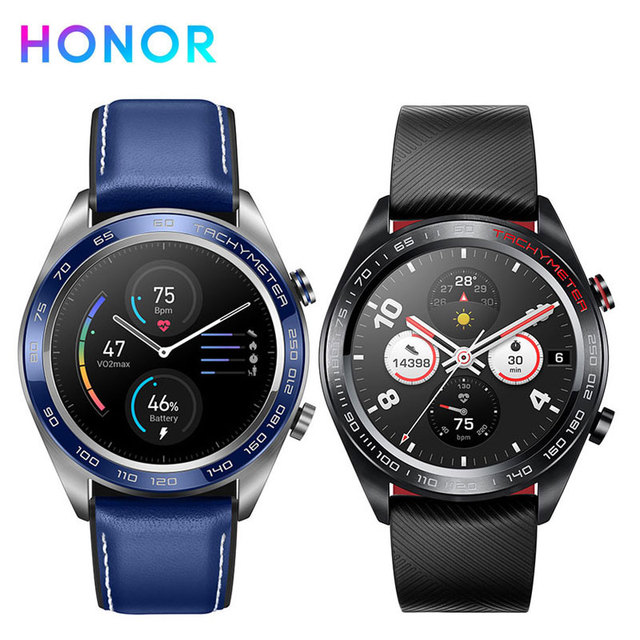 Honor Watch Magic Smart Watch Heart Rate Sleep Pressure Monitoring Waterproof Wearable Devices Passometer