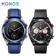 Honor montre magique montre intelligente fréquence cardiaque surveillance de la pression du sommeil étanche appareils portables passomètre