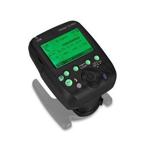Image 4 - YONGNUO YN560 TX PRO 2.4G Flash Trigger Speedlite Wireless Transmitter for Nikon DSLR Camera YN968N Speedlite RF605 Receiver