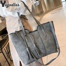 Sac à main Design de marque de luxe pour femmes, sac à épaule en cuir PU, sacoches Vintage de grande capacité, 2021
