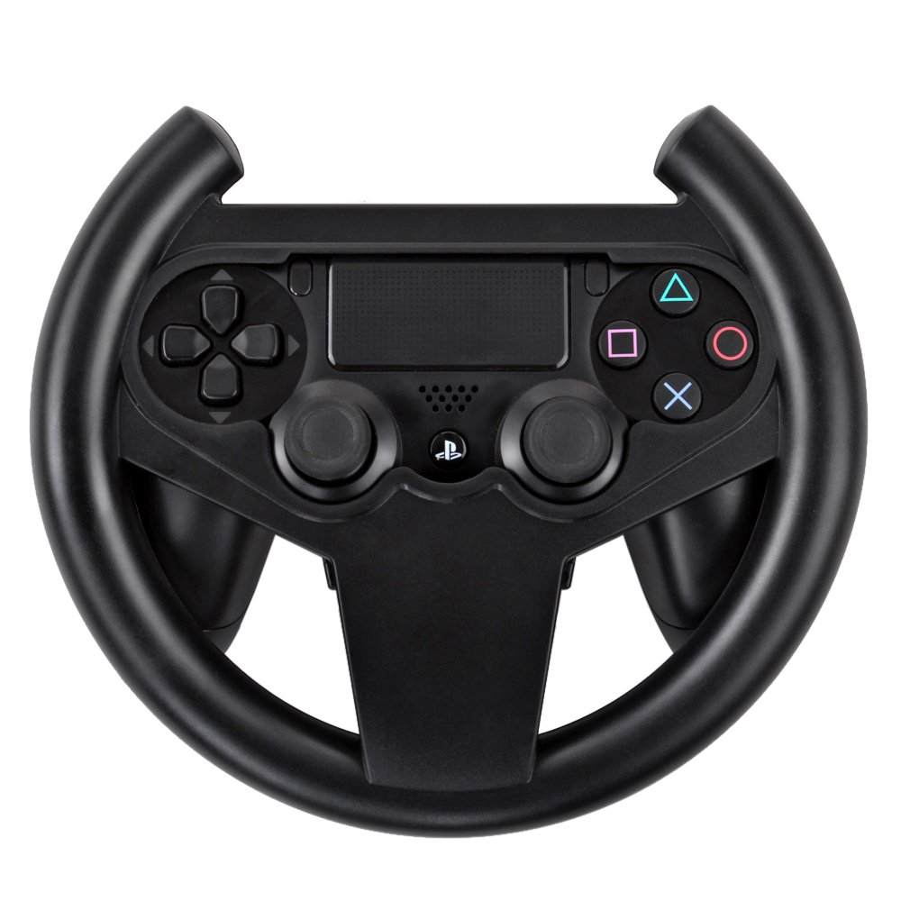 Game-Controller Driving-Gaming-Handle Steering-Wheel PS4 Racing Sony Playstation-4