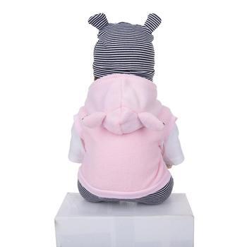 Кукла-младенец KEIUMI 18D29-C345-T05 4