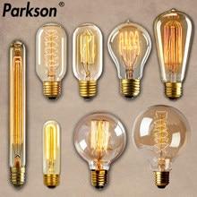 Ampoule rétro Edison E27 220V 40W ST64 G80 G95 G125 Ampoule Vintage Edison Ampoule lampe à incandescence Ampoule à incandescence décor à la maison