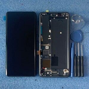 """Image 5 - 6.47 """"Original pour Xiaomi Mi Note 10 Mi Note 10 Pro cadre daffichage décran LCD + numériseur décran tactile pour Xiaomi CC9 Pro"""