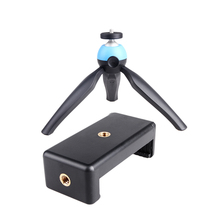 Portable Flexible 360 Degrees Rotation Desktop Mini Camera Tripod Mount Stand With Mobile Phone Holder