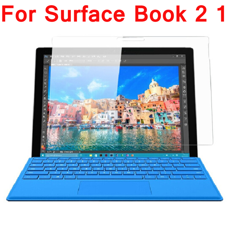 For Microsoft Surface Book 2 Surface Book 1 13.5 15 Inch Screen Protector Book 1 2 Tempered Glass SurfaceBook Screen Glass