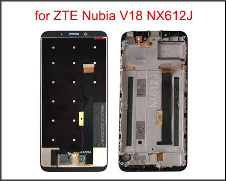 """6,01 """"Original LCD Display für ZTE Nubia V18 NX612J LCD Display Touchscreen Digitizer Sensor Ersatz mit Rahmen Montage"""