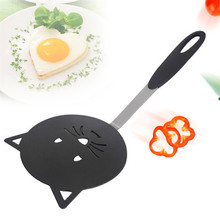 Omelette-Shovel Cooking-Tools Kitchen-Gadget Spatula Non-Stick Cat Pancake-Flipper Fish-Turner