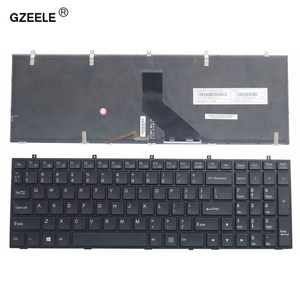 US Laptop English Keyboard for CLEVO W370ET W350ET W370SK W350ST SK W355ST W370ST W355 W370 W670SC W670SR W350SS With backlight(China)