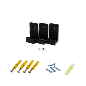 Image 5 - Wall Mount Bracket for PlayStation 4 PS4 Slim Pro Game Console Wall Stand Storage Anti skid shockproof Protection Console Holder