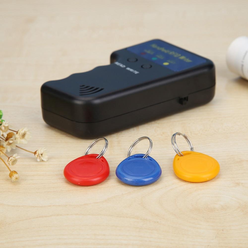 3pcs 125Khz EM4305 Copy Rewritable Writable Duplicate RFID Tag ID Key Fobs