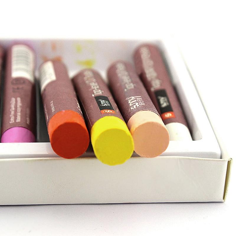 DiscountªCrayon-Set Oil-Pastel Art-Supplies Drawing-Color Soft Student for Graffiti 12/16/25-/..