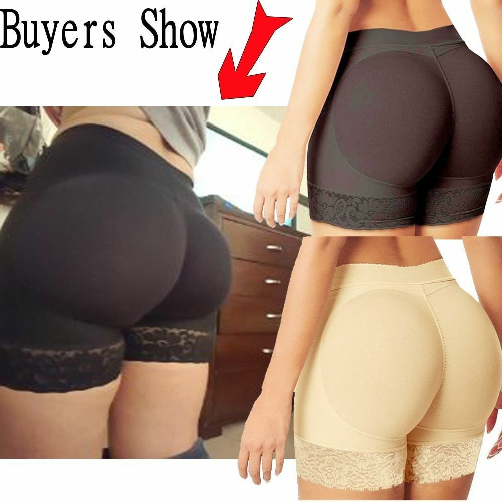 Butt Padded Panties Shapewear Miracle Body Shaper And Buttock Lifter Enhancer Hip Lift Sculpt And Boost Booty Shorts Dropship US