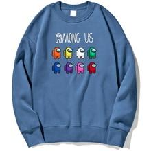 Hoodie Sweatshirt Pullovers Streetwear Autumn Crewneck Spring Game Impostor Arrial New