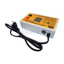 0-320V Ausgang LED TV Hintergrundbeleuchtung Tester LED Streifen Test-Tool mit Strom und Spannung Display für alle LED Anwendun