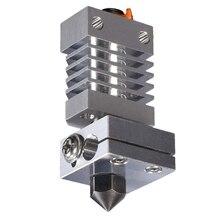 Direkte Upgrade MK8 CR10 Extruder Kühlkörper Alle Metall Hotend 3D Teile für CR-10 Ender 3 mit MK8 Düse CR10 Wärme breaker