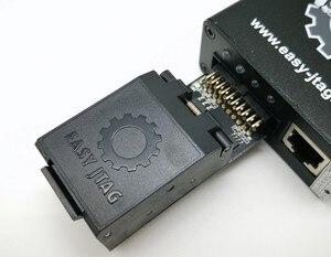 Image 4 - Nieuwste Originele Easy Jtag Plus Ufs BGA 254 Socket/Emmc 254 (Emmc + Ufs 2 In 1) adapter Voor Gemakkelijk Jtag Plus Doos Werk