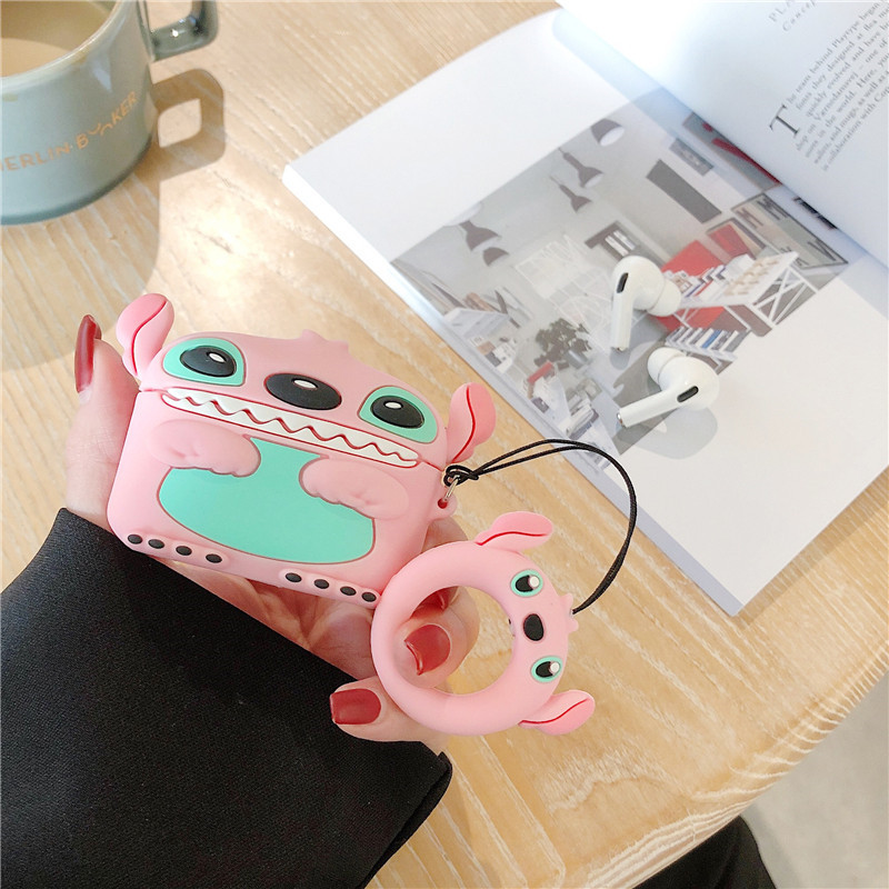 Cute 3D Silicone Case for AirPods Pro 8