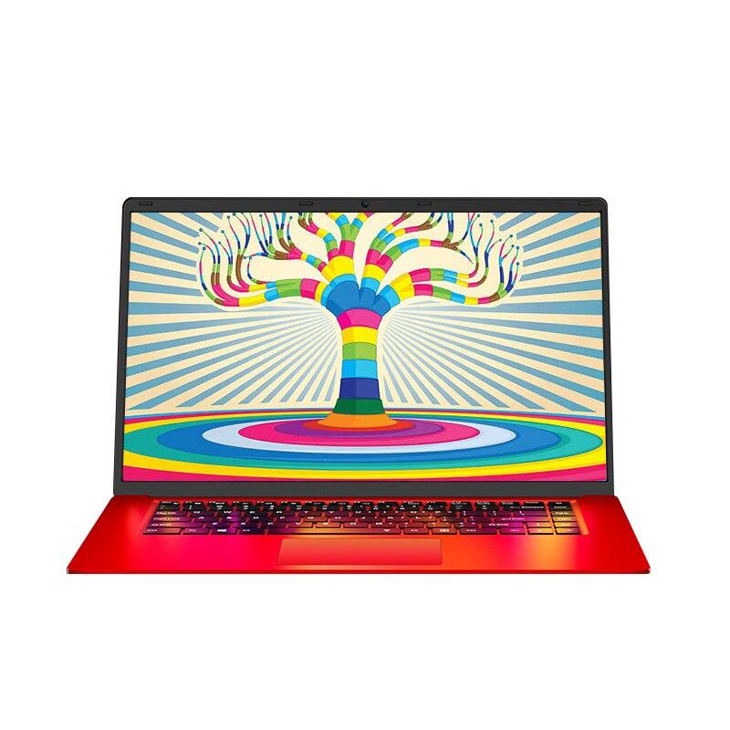 Laptop 15.6inch Windows 10 System Intel Quad Core CPU 1920*1080P Full HD 8GB Ram+128GB 256GB 360GB 720GB SSD Notebook Computer