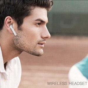 Image 5 - Kisscase Voor Xiao Mi Mi Rode Mi Airdots Tws Bluetooth 5.0 Oortelefoon Stereo Draadloze Ruisonderdrukking Met Mi C Handsfree oordopjes