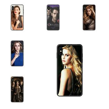 The Vampire Diaries 03 For Xiaomi Mi Note A1 A2 A3 5 5s 6 8 9 10 SE Lite Pro Ultra Soft TPU Fashion Cover Case image