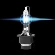 купить SHUOKE HID Xenon D2R Xenon Lamps 35W 85V 3200Lm 4300K 5000K 6000K 2 PCS HID Headlight Bulbs Support Drop Shipping Free Shipping дешево