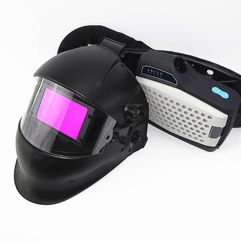 Einstellbar Schweißhelm Ersatz Kopfbedeckung Schutz Verdunkelung
