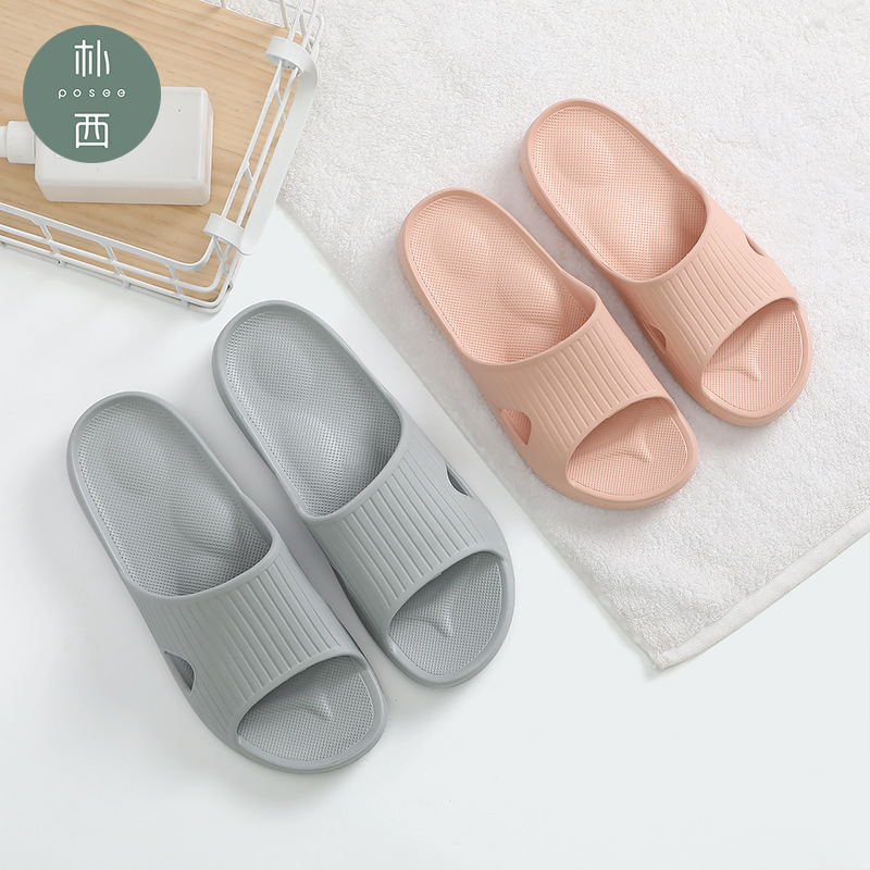 Unisex Home Slipper Fashion Shower Pool Sandal Slippers Men's And Women's Summer Shoes Y6Y090144