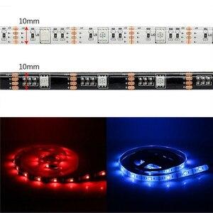 Image 4 - DC 5V USB TV lumière écran dordinateur lumière de biais arrière SMD 5050 RGB LED TV rétro éclairage avec télécommande 44key IR