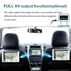 Image 5 - PX6 2 DIN Android 10 Auto Radio für Seat Altea Toledo VW GOLF 5/6 Polo Passat B6 CC Tiguan 2din auto audio stereo navigation