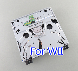 Image 1 - OCGAME 10 개/몫 좋은 품질 원래 D3 dvd 드라이브 Wii DVD 드라이브 Rom D3 2 D4 교체 수리 부품 dhl에 의해
