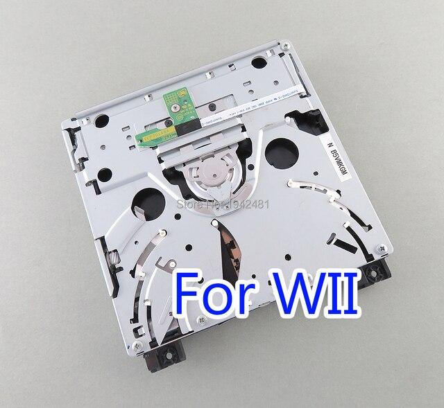 OCGAME 10 개/몫 좋은 품질 원래 D3 dvd 드라이브 Wii DVD 드라이브 Rom D3 2 D4 교체 수리 부품 dhl에 의해