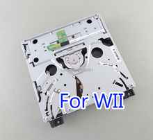 OCGAME 10pcs/lot Good quality original D3 dvd drive for Wii DVD Drive Rom D3 2 D4 Replacement Repair Part by dhl