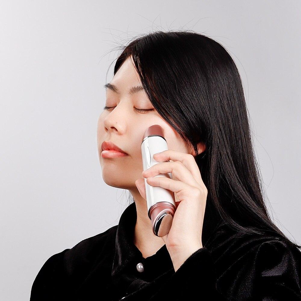 vibração olho rosto massagem anti rugas remoção